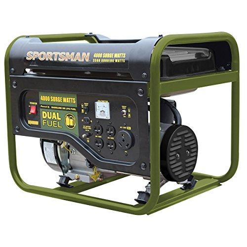 Sportsman GEN4000DF 3500 going Generators