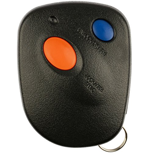 (KeylessOption Keyless Entry Remote Control Car Key Fob Replacement for A269ZUA111)