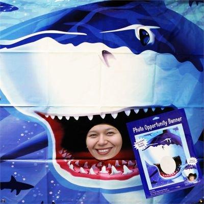 (Shark Splash Photo Prop)