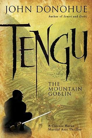 book cover of Tengu