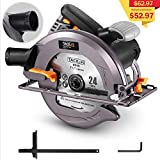 TACKLIFE Upgraded 15-Amp 1800W 7-1/2' Circular Saw...