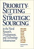 Priority-Setting and Strategic Sourcing in the Naval Research, Development and Technology Infrastructure, Kenneth V. Saunders and Bruno W. Augenstein, 0833022903