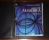 Beginning & Intermediate Algebra (A CUSTOM EDITION) 9780536732187