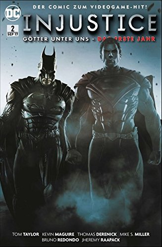 Injustice - Götter unter uns: Das erste Jahr: Bd. 2