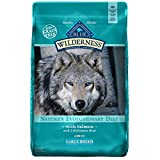 Blue Buffalo Blue Wilderness Large Breed Adult Salmon Recipe Dry Dog Food - 24 lbs.