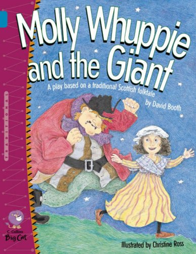Molly Whuppie and the Giant (Collins Big Cat) by HarperCollins UK