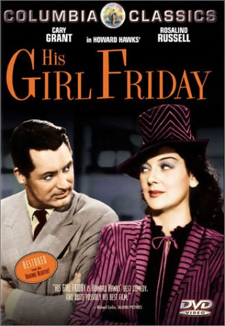 His Girl Friday (It Firday)