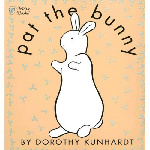 Pat The Bunny Plush - Pat the Bunny