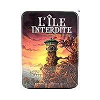 Asmodee ILINT01 - Jeu de stratégie - L'Ile interdite