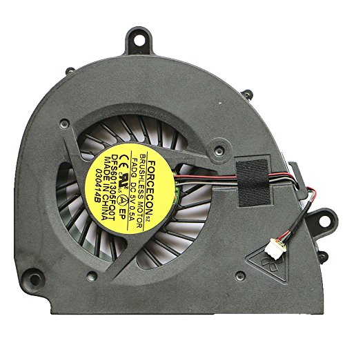 Original Laptop CPU Cooling Fan for Acer Aspire 5750 5750G 5755 5755G E1-531 E1-531G E1-571 E1-571G P5WE0 CPU Cooling Fan