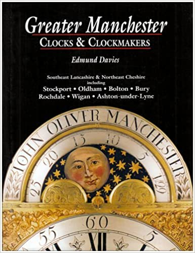 Book Greater Manchester Clocks and Clockmakers
