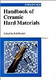 Handbook of Ceramic Hard Materials (2-Volume Set)