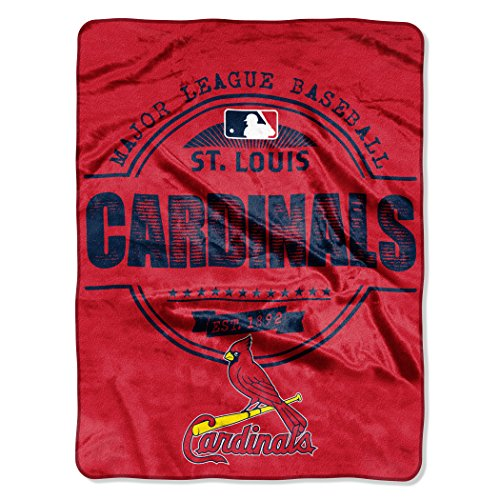 mlb-st-louis-cardinals-structure-micro-raschel-throw-red-46-x-60-inch