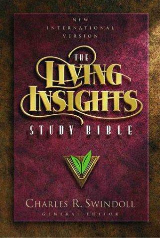 Bib Living Insights Study Bible product image