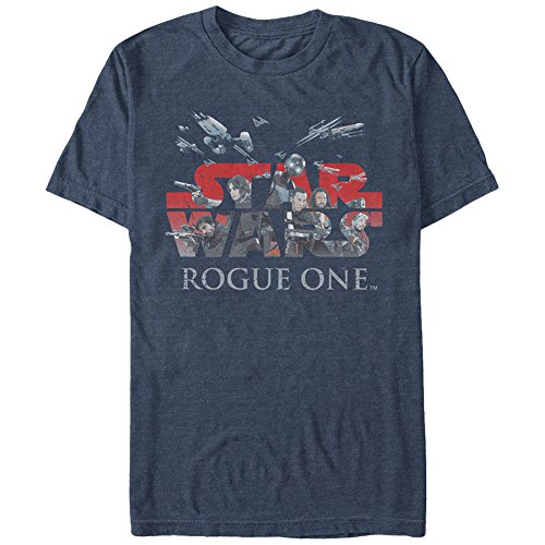 with Star Wars Rogue One T-Shirts design