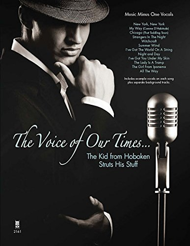 Vocal Jazz Music Sheet (The Voice of our Times. - The Kid from Hoboken Struts His Stuff (Music Minus One Vocals))