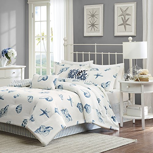 Harbor house beach house comforter set cal. king