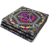 The Eye Full Faceplates Skin Decal Wrap with 2 Piece Lightbar Decals for Playstation 4 Pro
