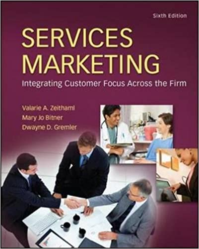 services marketing 6th edition mcgraw hill