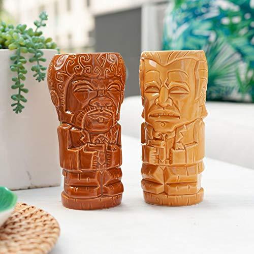 512473r675L - Pulp Fiction Tiki Mugs