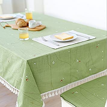 Mesa escandinava de mesa cuadrada pequeña (Tamaño : 140cm*180cm ...