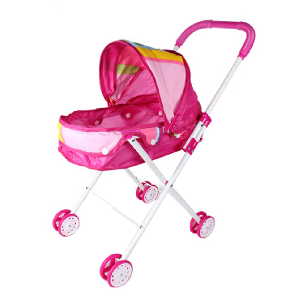 Children'S Toys,Stroller Set,Baby Trolley Gift(H5) Children'S Toys Dragon Sonic