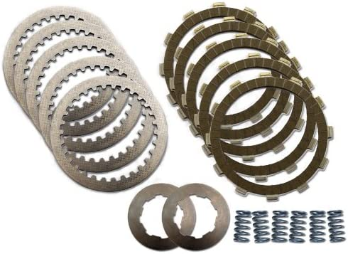 EBC Brakes SRK33 SRK Clutch with Steel Separator Plates and Springs