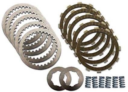 Engine Motorcycle & Powersports EBC Brakes SRK17 SRK Clutch with Steel Separator Plates and Springs