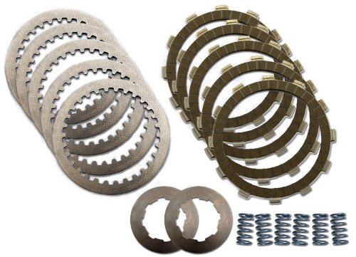 EBC Brakes SRK25 SRK Clutch with Steel Separator Plates and - Set Ebc Plate Clutch