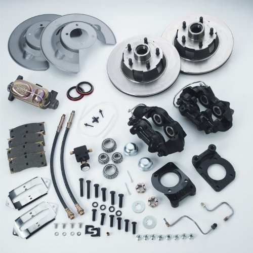 SSBC A120D Drum to Disc Brake Conversion Kit