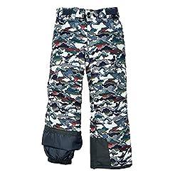 Arctix  Kids Sports Cargo Snow Pants wit...