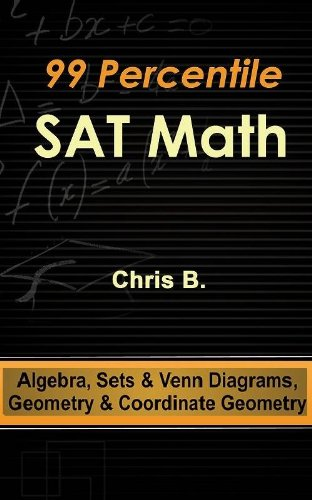 Amazon 99 percentile sat math algebra sets venn diagrams 99 percentile sat math algebra sets venn diagrams geometry coordinate geometry ccuart Gallery