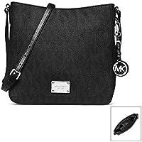 MICHAEL Michael Kors Jet Set Logo Messenger Bag