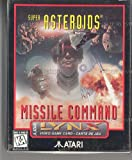 Super Asteroids and Missle Command (Atari Lynx)