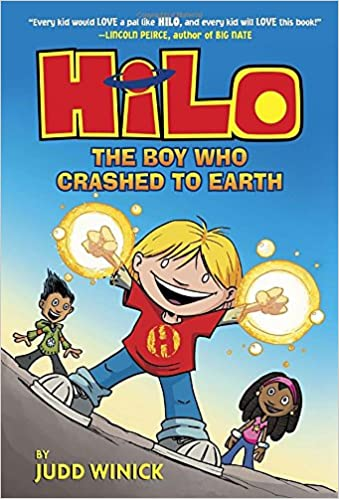 Image result for hilo the boy who crashed to earth