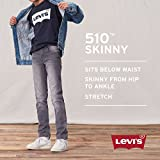 Levi's Boys 8-20 510 Super Skinny Fit Jean, BLACK