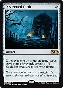 Magic: The Gathering - Desecrated Tomb - Core Set 2019
