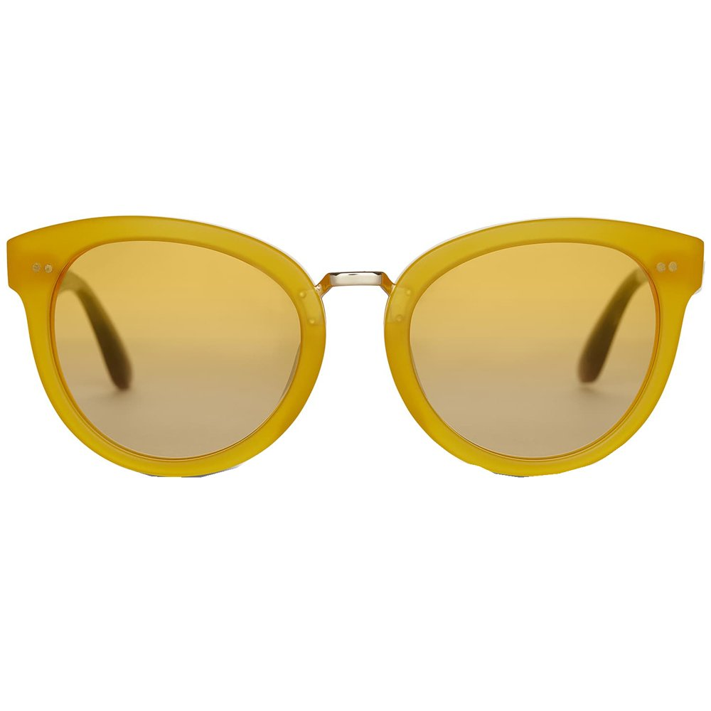Amazon.com: TOMS 10012293 Mujer Amarillo café gradiente ...