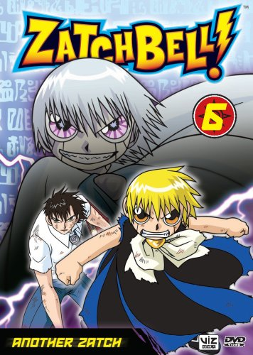 Zatch Bell 6: Another Zatch