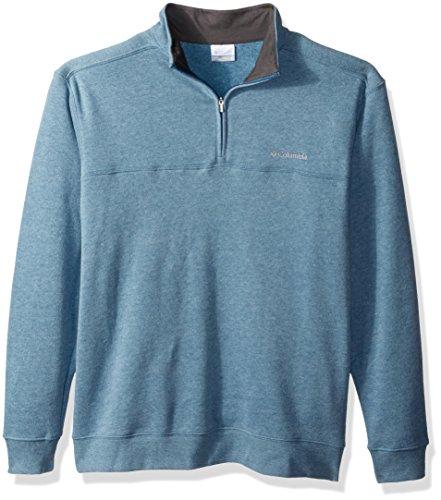Columbia Mens Hart Mountain II Half-Zip Pullover Sweater