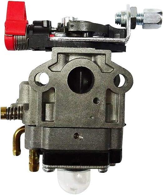 Carburador para TU26 cg330 String Trimmer Desbrozadora: Amazon.es ...