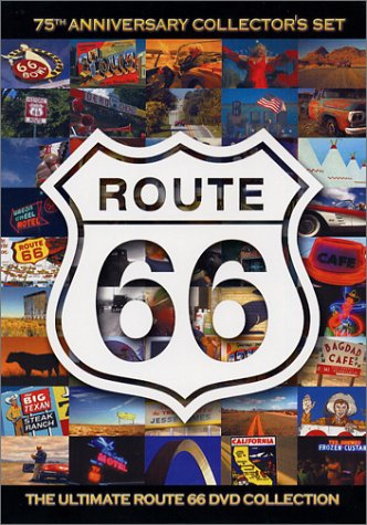 Route 66: 75th Anniversary Collector's DVD Set Anniversary Collectors Set