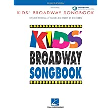 Kids' Broadway Songbook (Book/Online Audio)