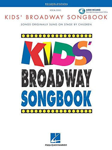 Kids' Broadway Songbook  Edition (Vocal Collection)