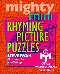 Mighty Mini Rhyming Picture Puzzles (Mensa®)