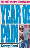 Year of Pain, Kenny Hand, 0890157634