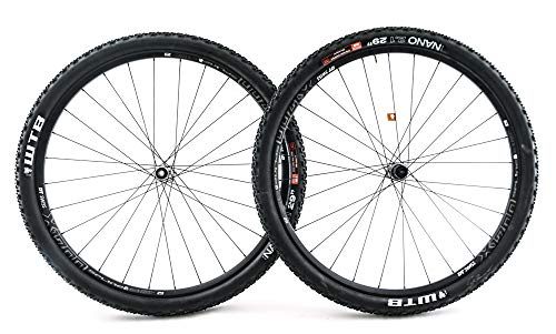 (DT Swiss X 1700 Spline 2 29er MTB Bike Wheelset XD Driver + Tires New)