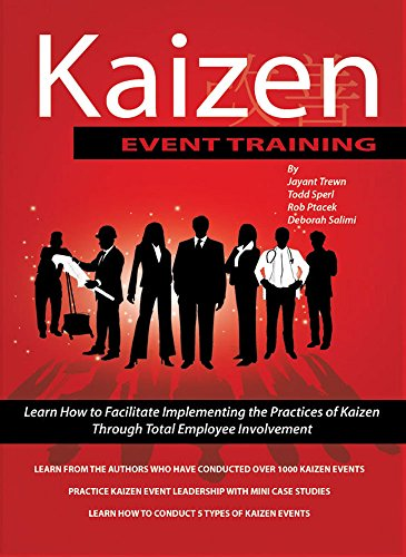 Kaizen Event Training Package (Mcs Package)