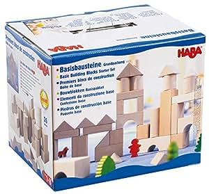 - HABA 1071 bloques del paquete básico