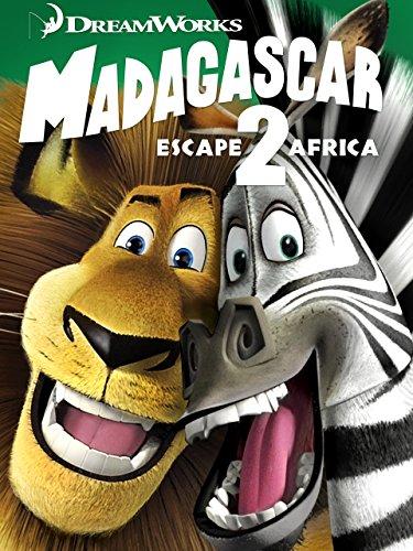 Amazon Com Madagascar Escape 2 Africa Ben Stiller